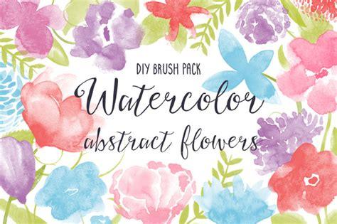 photoshop tutorial watercolor flower rm concept artist bundle