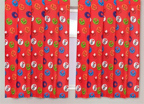One Direction Curtains One Direction Memorabilia Curtains 66 Quot X54 Quot Inch Drop Ready Made Bedroom Ebay