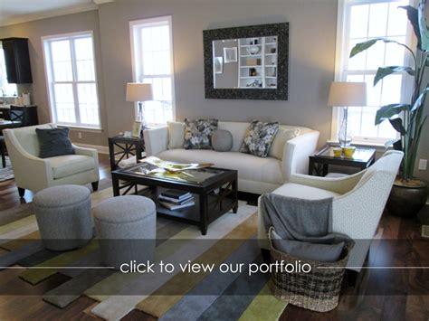 custom staging furniture rental program