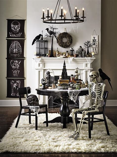 perfect idea for our front room quot 27 unbelievable family 70 ideas for elegant black and white halloween decor