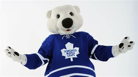 toronto maple leafs carlton the maple leafs to retire carlton introduce new mascot