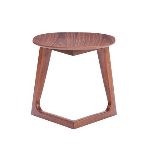 modern walnut coffee table z097 contemporary