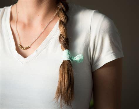 lace hair tie lace hair ties 10 pack grab bag