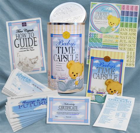 Sentimental Baby Shower Ideas by Sentimental Baby Shower Gifts Time Capsule Company