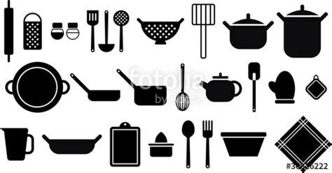 """""""iconos de utensilios de cocina"""" Stock image and royalty"""