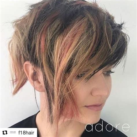Hair Styles That Are Tricolored Hairstylegalleries Tri Color Hairstyles Hair