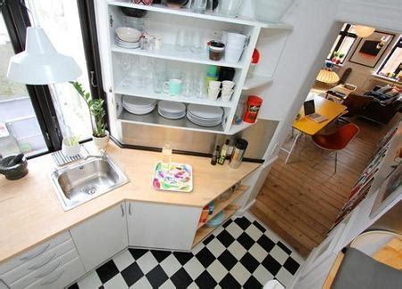 como amoblar una cocina cuadrada