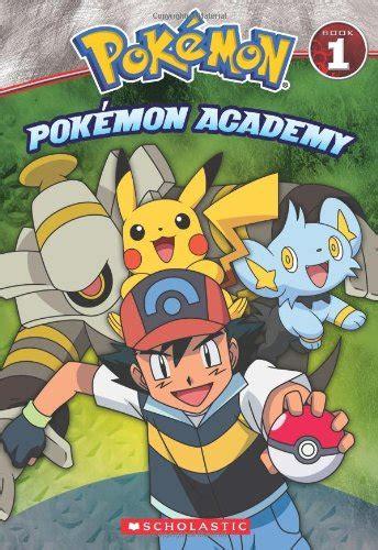 Pokemon Acadamy Diamond And Pearl   Pokemon Books