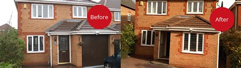 garage conversions before and after garage conversion ideas from granada home improvements