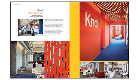 design magazine san francisco knoll san francisco featured in interior design magazine s