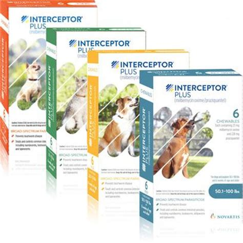 galliprant for dogs interceptor plus chewable for dogs
