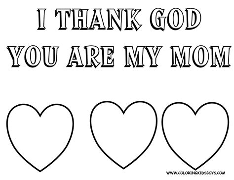 happy mothers day coloring pages free large images