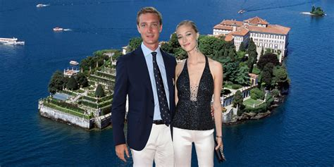 Sam Dangremond pierre casiraghi and beatrice borromeo wedding details