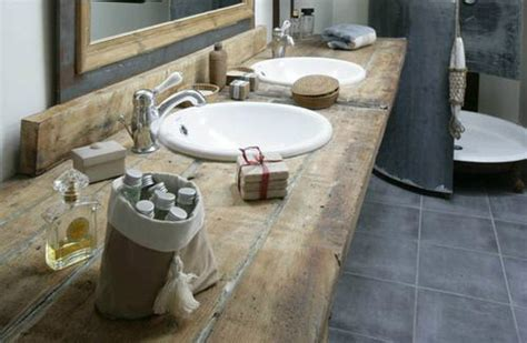 (RE)NEW: How to Remodel A Bathroom with Reclaimed Wood