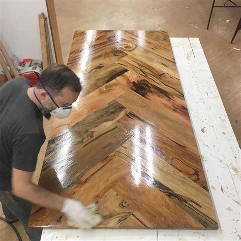 pin  jim beam  flooring farmhouse table custom