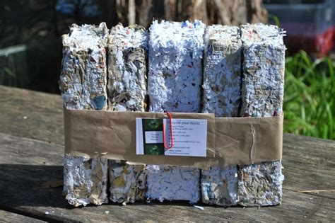 How To Make Paper Logs From Shredded Paper - pin by deb rowzee on crafty