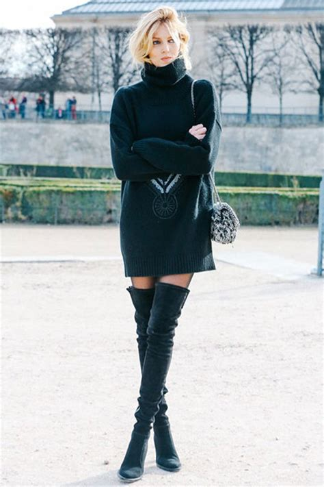 paris street style looks 18 latest winter street fashion ideas trends for women