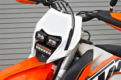 Ktm Led Headlight Conversion Hid Headlight For 2014 Ktm 500 Exc Autos Post