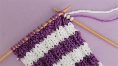 2x2 rib knit 5 best tips for knitting stripes studio knit