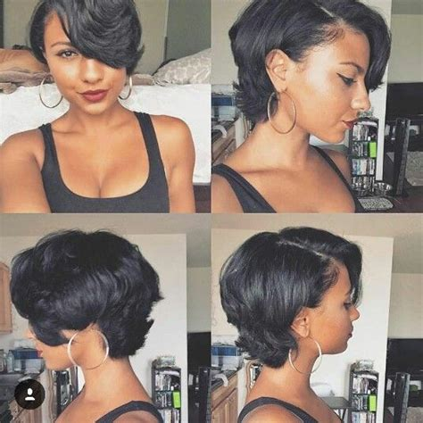 setting a bob hairdo 226 best images about short hair styles for black women on