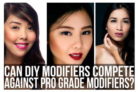 diy pro can diy modifiers compete against pro grade modifiers