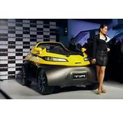 Auto Expo – DC Design Unveils Eleron SUV &amp Tia 2 Seater City Car