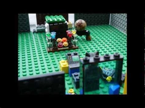 Lego Bertoyindo Mega Bloks Batman lego batman vs halo mega bloks part 1