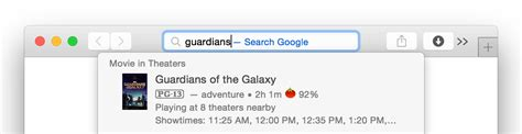 Safari Search From Address Bar Os X 10 10 Yosemite The Ars Technica Review Ars Technica