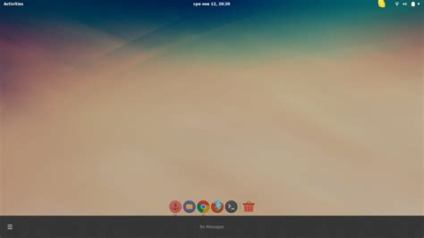 Gnome Top Bar by Gnome Shell Remove Bottom Panel Ask Ubuntu