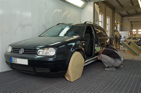 Lackieren Autolack by Lackiererei Beheben Unfallsch 228 Den Reparatur