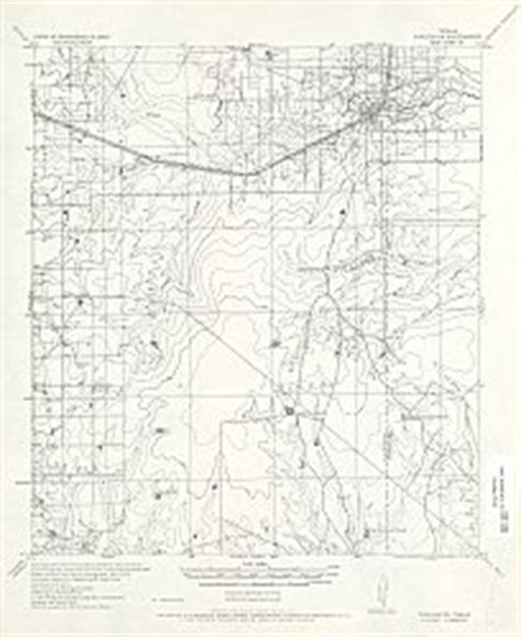 la salle county texas map la salle county texas historical topographic map