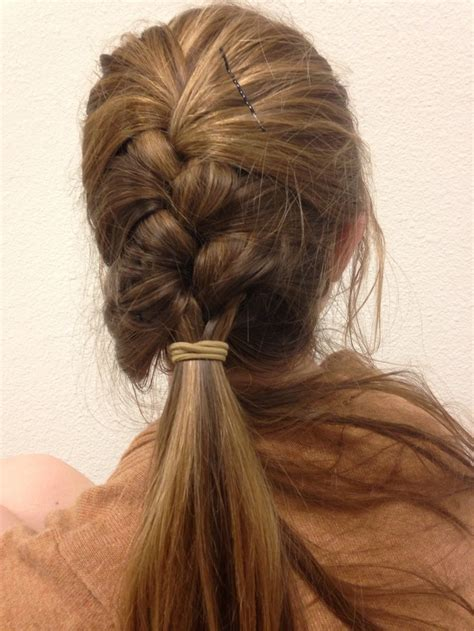 french braid low side 17 best images about 30 day braid challenge on pinterest