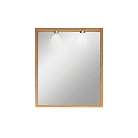 Bathroom Mirrors With Lights And Demister Canterbury Medium Mirror With Lights And Demister Buy