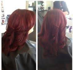 goldwell 5rr maxx haircolor pictures me red hair goldwell color 7rr max hair by me pinterest