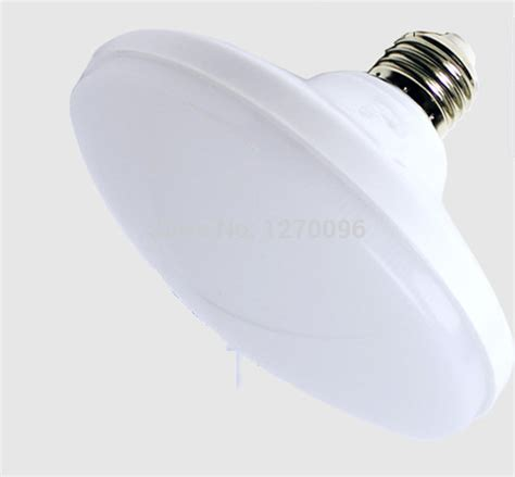 Flat Led Light Bulb Led Bulb E27 16w Ufo L Flat Mushroom L Ac220v Warm