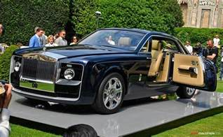 The Most Expensive Rolls Royce Rolls Royce Sweptail Is The Most Expensive New Car