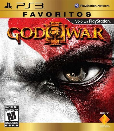 Bd Ps3 Kaset God Of War 3 videojuego ps3 god of war iii alkomprar