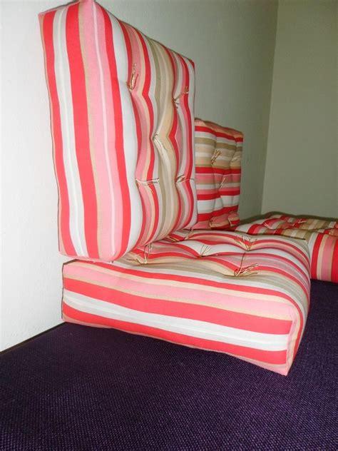 almofada futon 60x60 almofada futon sob medida para banco de madeira ou pallets