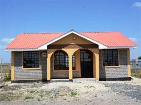 two bedroom house plans in kenya beautiful 3 bedroomed