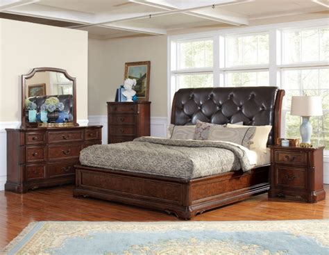Size Bedroom Sets With Mattress by Cheap King Size Bedroom Sets Home Design Ideas