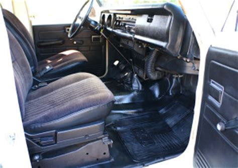 Fj55 Interior by Iron Pig 78 Toyota Land Cruiser Fj55 Mint2me