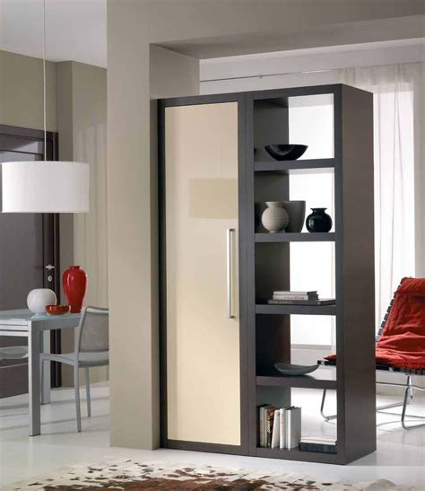 divider design bookshelf room divider 9693
