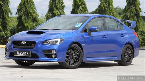 subaru price list gst subaru updates prices decrease of up to rm12k