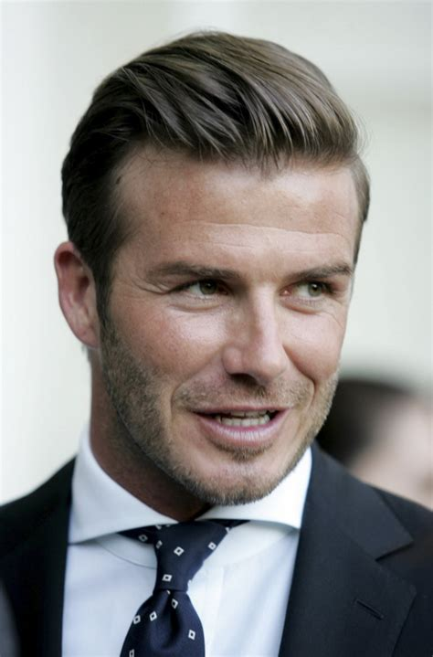 David Beckham Hairstyles by New David Beckham Hairstyles
