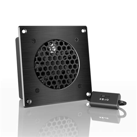 home entertainment fans airplate s1 home theater and av quiet cabinet fan