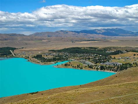 Lake Tekapo (E5)   Nz Frenzy South Island New Zealand