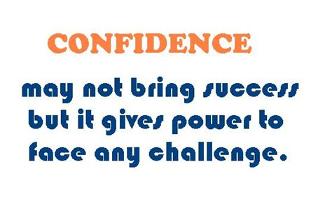 Confidence Quotes Quotes And Sayings Quotes About Confidence