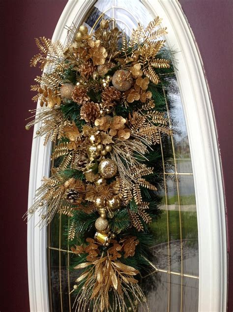 pictures of wreaths on doors google search debra s board front door swags amazon com holiday bells evergreen