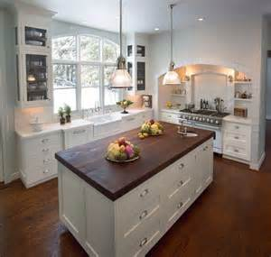 Kitchen Without Wall Cabinets Poll Design Kitchen With An Interior Wall Without Cabinets