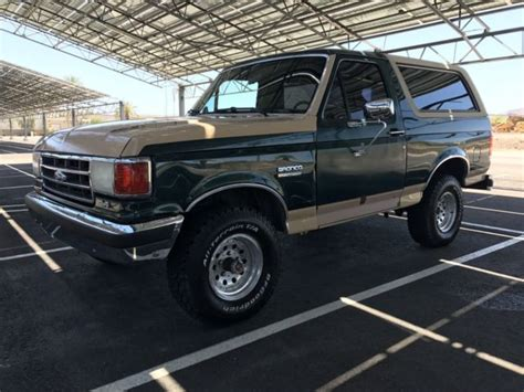how cars run 1991 ford bronco seat position control 1991 ford bronco xlt 4x4 5 8l v8 very clean classic ford bronco 1991 for sale